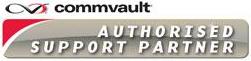 CommVault Authorised Support Partner